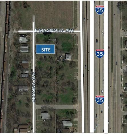 1307 Arizona Avenue, Fort Worth, TX 76104 (MLS #13962126) :: The Real Estate Station