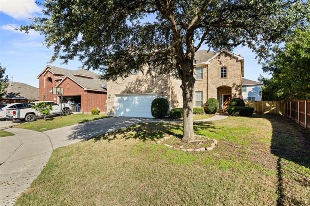 5583 Zane Court, Fort Worth, TX 76137 (MLS #13962174) :: RE/MAX Town & Country