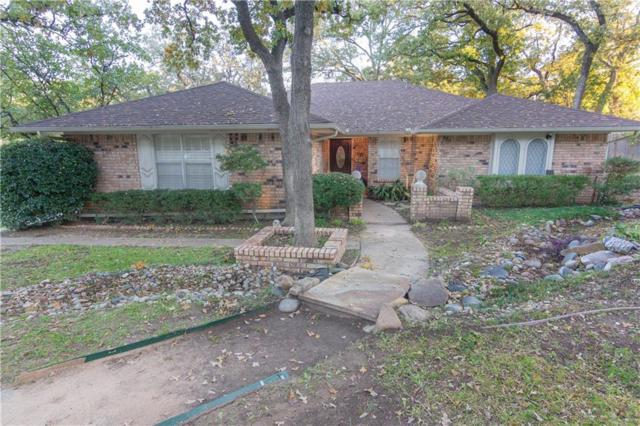 5700 Tumbleweed Court, Arlington, TX 76017 (MLS #13962202) :: RE/MAX Town & Country