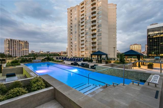 3225 Turtle Creek Boulevard #1606, Dallas, TX 75219 (MLS #13962213) :: The Heyl Group at Keller Williams