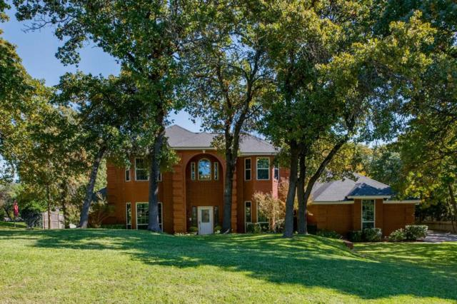 105 Hillside Drive E, Burleson, TX 76028 (MLS #13962305) :: RE/MAX Town & Country