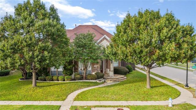 1613 Whispering Glen Drive, Allen, TX 75002 (MLS #13962427) :: RE/MAX Town & Country