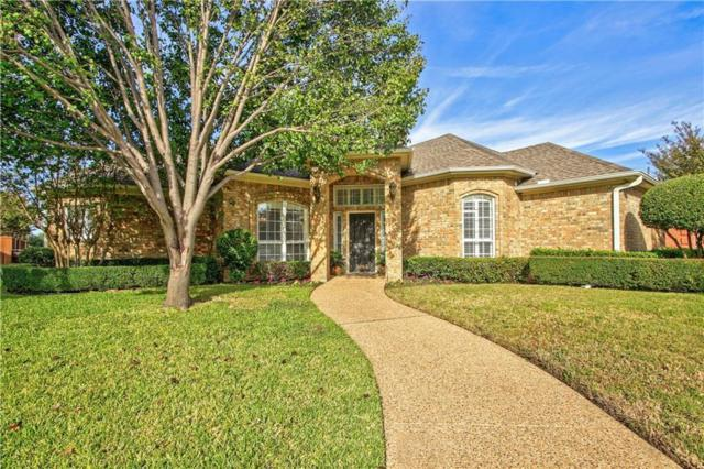 3705 Churchill Court, Plano, TX 75075 (MLS #13962481) :: RE/MAX Town & Country