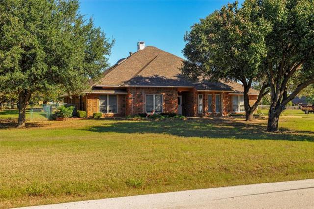 195 Oak Trail Drive, Double Oak, TX 75077 (MLS #13962506) :: Baldree Home Team