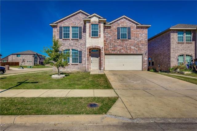 545 Eisenhower Lane, Lavon, TX 75166 (MLS #13962509) :: The Good Home Team