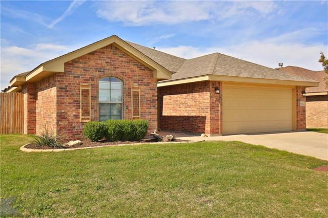 5602 Cinderella Lane, Abilene, TX 79602 (MLS #13962547) :: RE/MAX Pinnacle Group REALTORS
