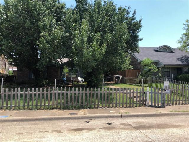 1620 Taylorcrest Drive, Dallas, TX 75253 (MLS #13962560) :: RE/MAX Town & Country