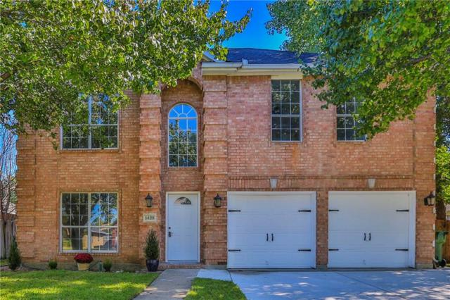 1428 New Haven Drive, Mansfield, TX 76063 (MLS #13962638) :: RE/MAX Town & Country