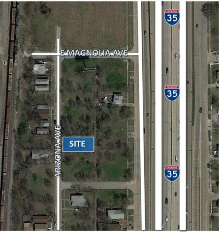1321 Arizona Avenue, Fort Worth, TX 76104 (MLS #13962751) :: The Real Estate Station
