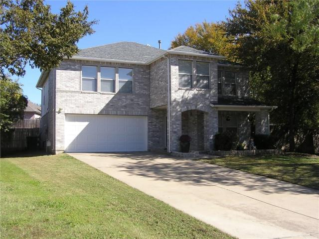 309 Sunset Oaks Drive, Fort Worth, TX 76112 (MLS #13962836) :: RE/MAX Town & Country
