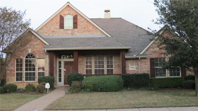 7990 Bishop Drive, Frisco, TX 75036 (MLS #13962851) :: Real Estate By Design
