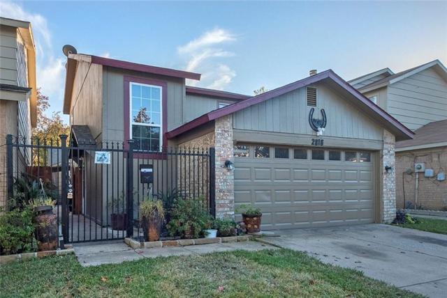 2816 Capella Circle, Garland, TX 75044 (MLS #13962875) :: Baldree Home Team