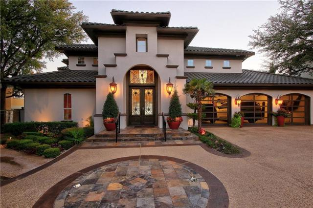 8809 Royal Harbor Court, Fort Worth, TX 76179 (MLS #13963023) :: Kimberly Davis & Associates