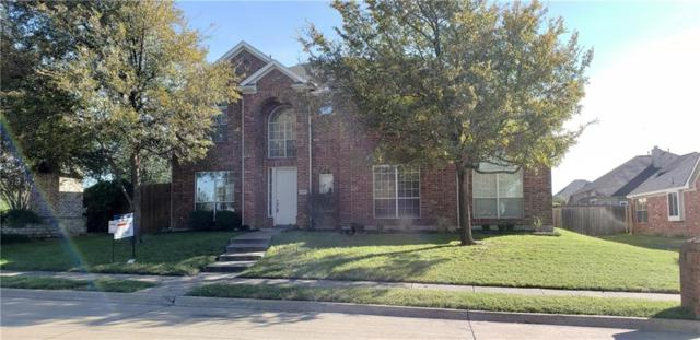 801 Melinda Drive, Allen, TX 75002 (MLS #13963071) :: The Good Home Team