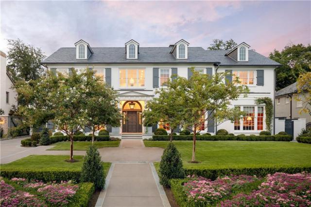 4220 Lorraine Avenue, Highland Park, TX 75205 (MLS #13963084) :: Robbins Real Estate Group