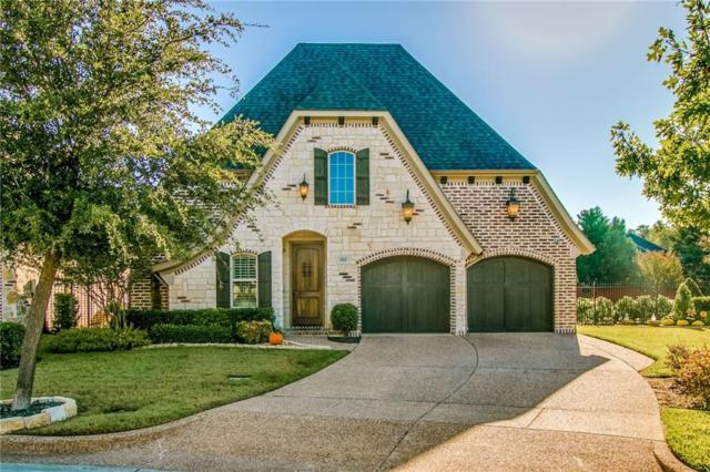825 Creekview Lane, Colleyville, TX 76034 (MLS #13963088) :: The Tierny Jordan Network