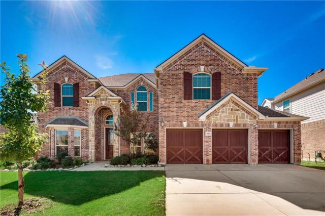 4004 Autumn Path Road, Denton, TX 76208 (MLS #13963182) :: RE/MAX Town & Country