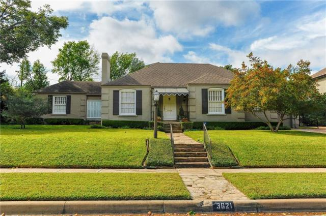 3621 Potomac Avenue, Fort Worth, TX 76107 (MLS #13963187) :: North Texas Team | RE/MAX Lifestyle Property