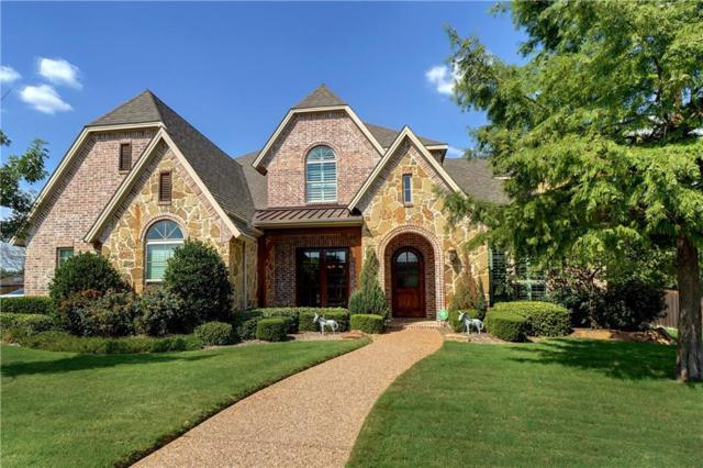 1517 Cherry Bark Drive, Keller, TX 76248 (MLS #13963210) :: The Real Estate Station