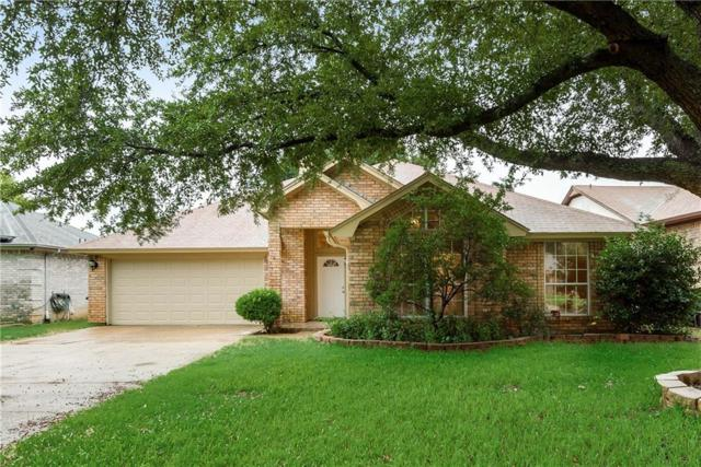 3805 Ashley Lane, Fort Worth, TX 76123 (MLS #13963260) :: RE/MAX Town & Country