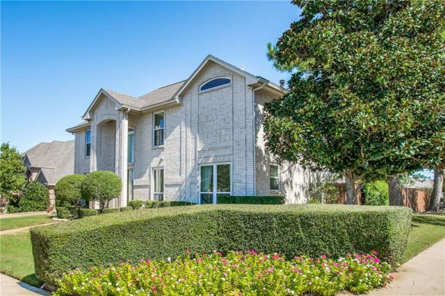 4101 Coachman Lane, Colleyville, TX 76034 (MLS #13963269) :: RE/MAX Town & Country