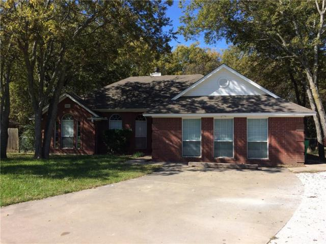 1007 Oxford Drive, Gainesville, TX 76240 (MLS #13963270) :: RE/MAX Town & Country