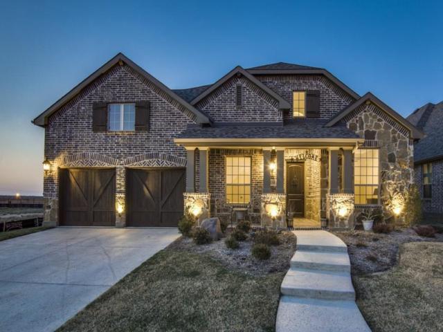 6358 Prairie Brush Trail, Flower Mound, TX 76226 (MLS #13963316) :: The Real Estate Station
