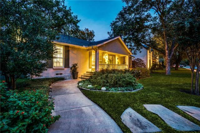 5603 Southwestern Boulevard, Dallas, TX 75209 (MLS #13963354) :: RE/MAX Town & Country