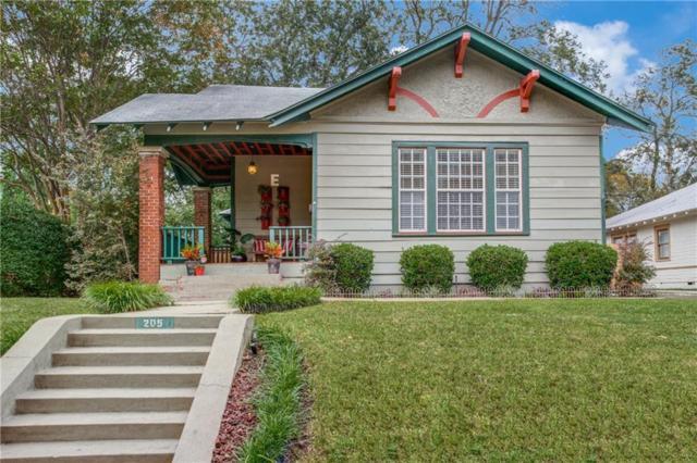 205 N Winnetka Avenue, Dallas, TX 75208 (MLS #13963372) :: The Chad Smith Team