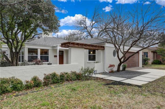 3813 Crestwood Terrace, Fort Worth, TX 76107 (MLS #13963382) :: The Tierny Jordan Network