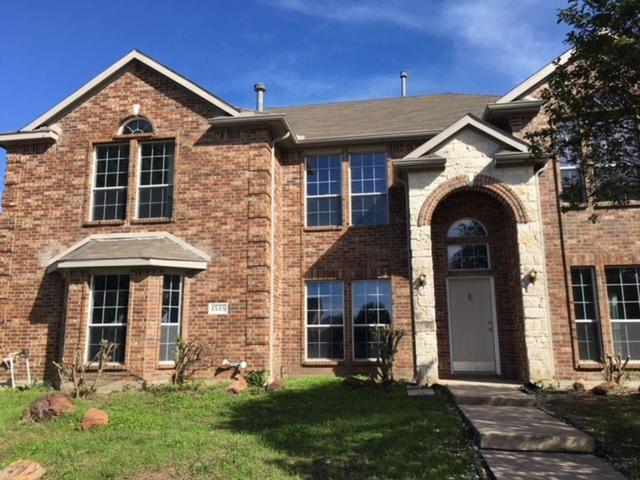 1535 Bramble Creek Circle, Desoto, TX 75115 (MLS #13963438) :: RE/MAX Town & Country