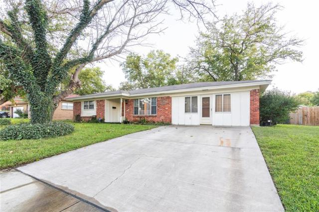 341 Hallmark Drive W, Fort Worth, TX 76134 (MLS #13963464) :: RE/MAX Pinnacle Group REALTORS