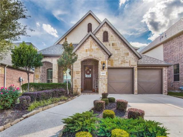 12957 Steadman Farms Drive, Fort Worth, TX 76244 (MLS #13963659) :: The Daniel Team