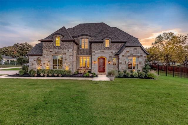 616 Mount Gilead Road, Keller, TX 76248 (MLS #13963668) :: Team Hodnett