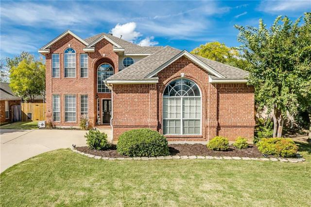 17 Enchanted Court, Mansfield, TX 76063 (MLS #13963766) :: RE/MAX Town & Country
