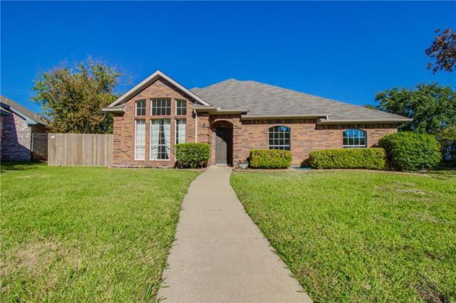 2525 Hawk Drive, Mesquite, TX 75181 (MLS #13963769) :: RE/MAX Town & Country
