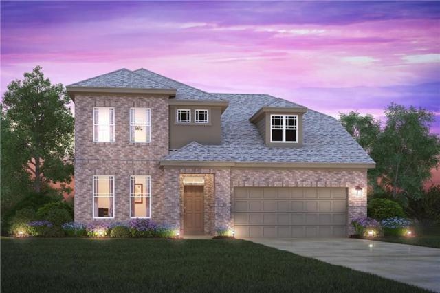 712 Monarch Lane, Celina, TX 75009 (MLS #13963891) :: Real Estate By Design