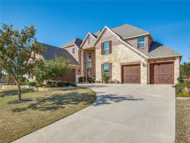 1201 Clipston Drive, Prosper, TX 75078 (MLS #13963918) :: The Heyl Group at Keller Williams