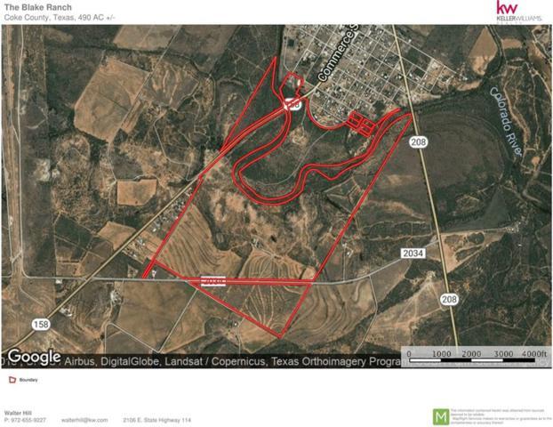 470 Fm Road 2034, Robert Lee, TX 76945 (MLS #13964091) :: RE/MAX Town & Country
