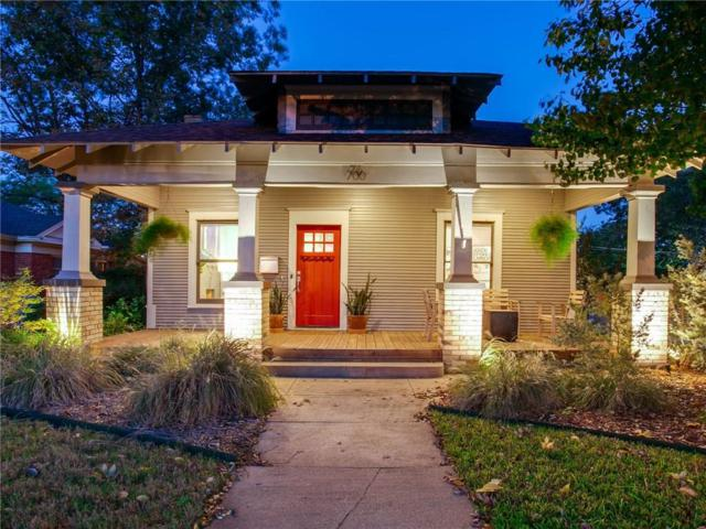 700 N Montclair Avenue, Dallas, TX 75208 (MLS #13964156) :: The Chad Smith Team