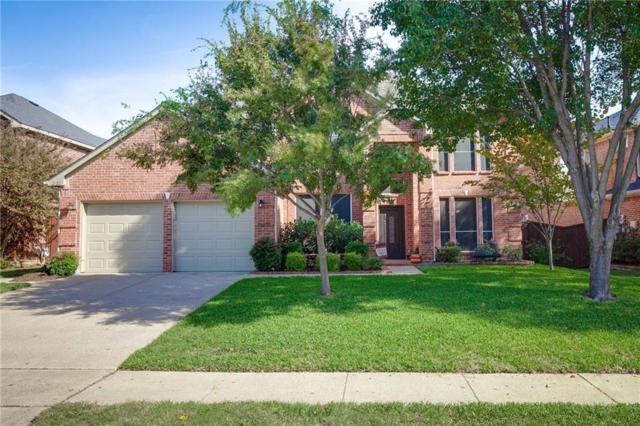 2120 Gisbourne Drive, Flower Mound, TX 75028 (MLS #13964313) :: The Chad Smith Team