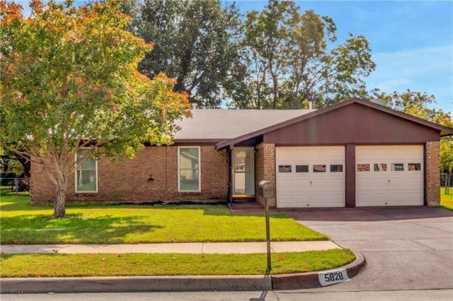 5828 Rosalyn Drive, Watauga, TX 76148 (MLS #13964329) :: Magnolia Realty