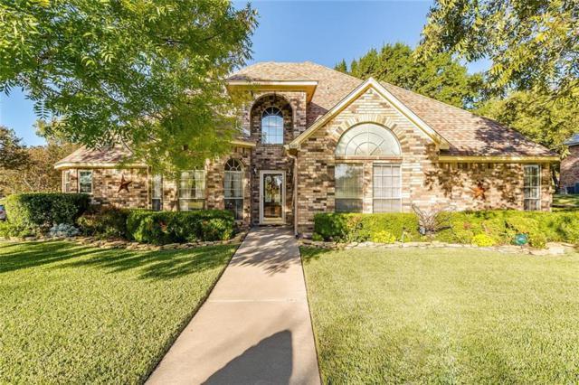 3812 Lost Creek Boulevard, Fort Worth, TX 76008 (MLS #13964366) :: Kimberly Davis & Associates