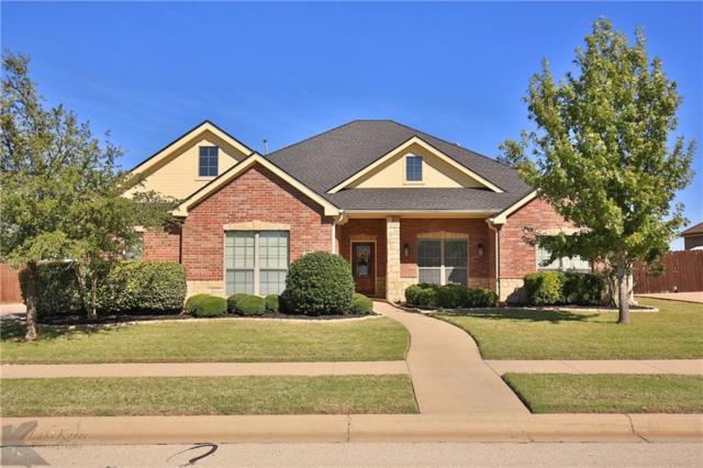 510 Beretta Drive, Abilene, TX 79602 (MLS #13964435) :: RE/MAX Town & Country