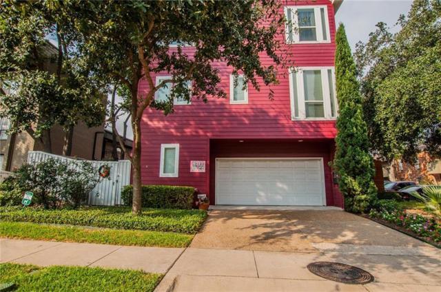 4311 Hartford Street, Dallas, TX 75219 (MLS #13964512) :: RE/MAX Town & Country