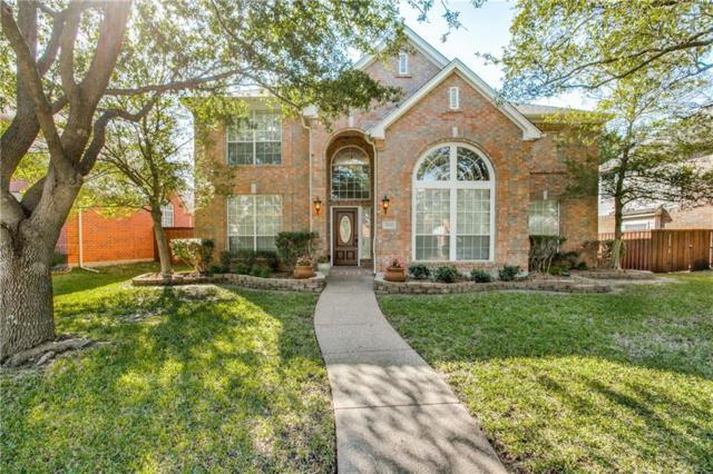 4640 Spencer Drive, Plano, TX 75024 (MLS #13964532) :: Van Poole Properties Group