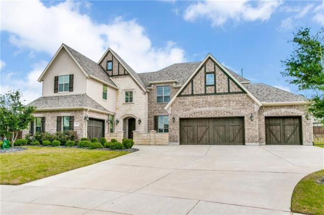 360 Venture Point Drive, Prosper, TX 75078 (MLS #13964544) :: The Real Estate Station