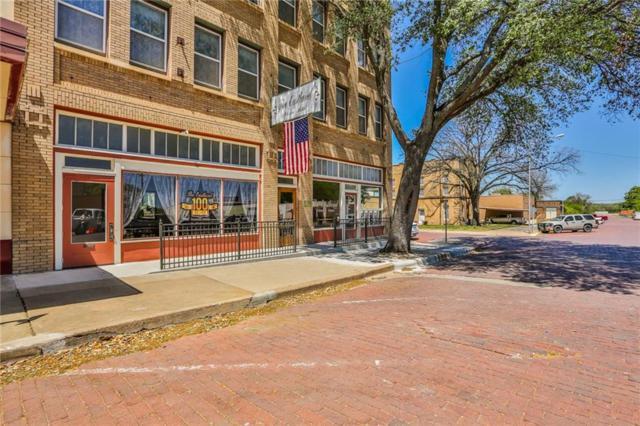 112 N Lamar Street, Eastland, TX 76448 (MLS #13964546) :: Robinson Clay Team