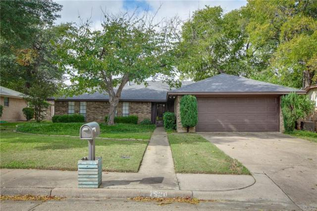 1920 Aspen Drive, Lewisville, TX 75077 (MLS #13964614) :: The Chad Smith Team