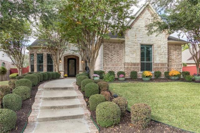 309 Haddington Lane, Mckinney, TX 75071 (MLS #13964623) :: The Real Estate Station